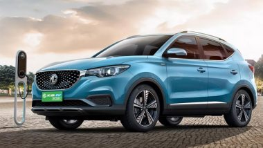 2021 MG ZS EV Launched in India From Rs 20.99 Lakh; Check Price, Features, Variants & Specifications