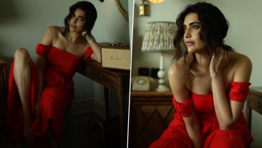 Karishma Tanna is all Things Mystical and Marvelous in Her Newest Fashion Outing (View Pics)