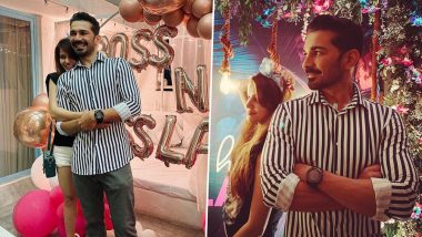 Abhinav Shukla Throws Sweet Surprise For Bigg Boss 14 Winner Rubina Dilaik! Pictures Of Welcome Party For The 'Boss Lady' Are A Must See