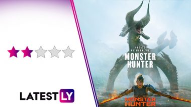 Monster Hunter Movie Review: Milla Jovovich and Tony Jaa Battle Ugly Monsters in Yet Another Soulless Videogame Adaptation (LatestLY Exclusive)