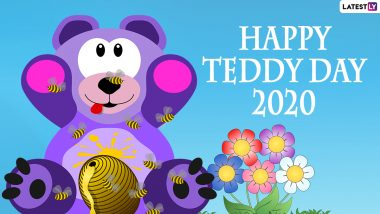 Teddy Day 2021 Date and Significance: Here's How You Can Celebrate the 4th Day of Valentine Week
