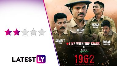 1962 – The War in the Hills Review: Abhay Deol's Disney+ Hotstar Series Is a Tedious Watch (LatestLY Exclusive)