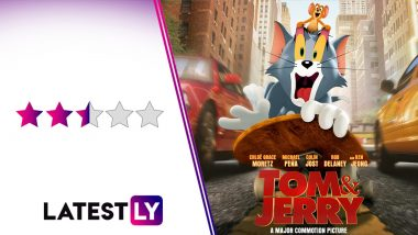 Tom & Jerry Movie Review: The 'Live-Action' Takes Some Fun Out of This Sweet Nostalgia Trip (LatestLY Exclusive)