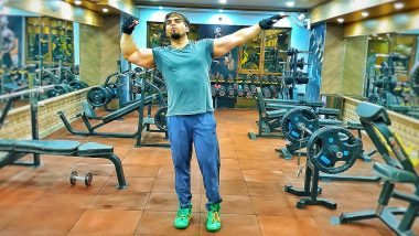 Anurag Singh Also Known As My Muscle Guy – A Fitness Coach Who Has Changed Many Lives in a Healthy Way