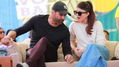 Bachchan Pandey: Jacqueline Fernandez is 'Excited' to Join Akshay Kumar as She Begins Filming For Sajid Nadiadwala's Film in Jaisalmer