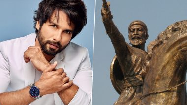 Shahid Kapoor to Reunite With His Kabir Singh Producer Ashwin Varde for a Film Based on Chhatrapati Shivaji – Reports