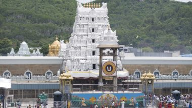 Tirumala Tirupati Devasthanam Approves Rs 2,937 Crore Budget For 2021-22