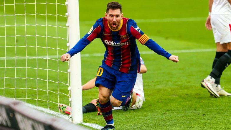 Barcelona Announce 23- Member Squad for La Liga 2021 Match Against Levante