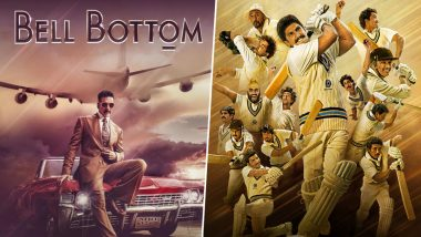 Akshay Kumar's Bell Bottom to Ranveer Singh's 83, Bollywood's Mega Roster for 2021 Just Couldn't Be Better