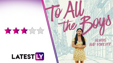 To All The Boys- Always And Forever Movie Review: Lara Jean And Peter Kravinsky's Romance Goes Back Being Adorable In This Fitting Finale (LatestLY Exclusive)