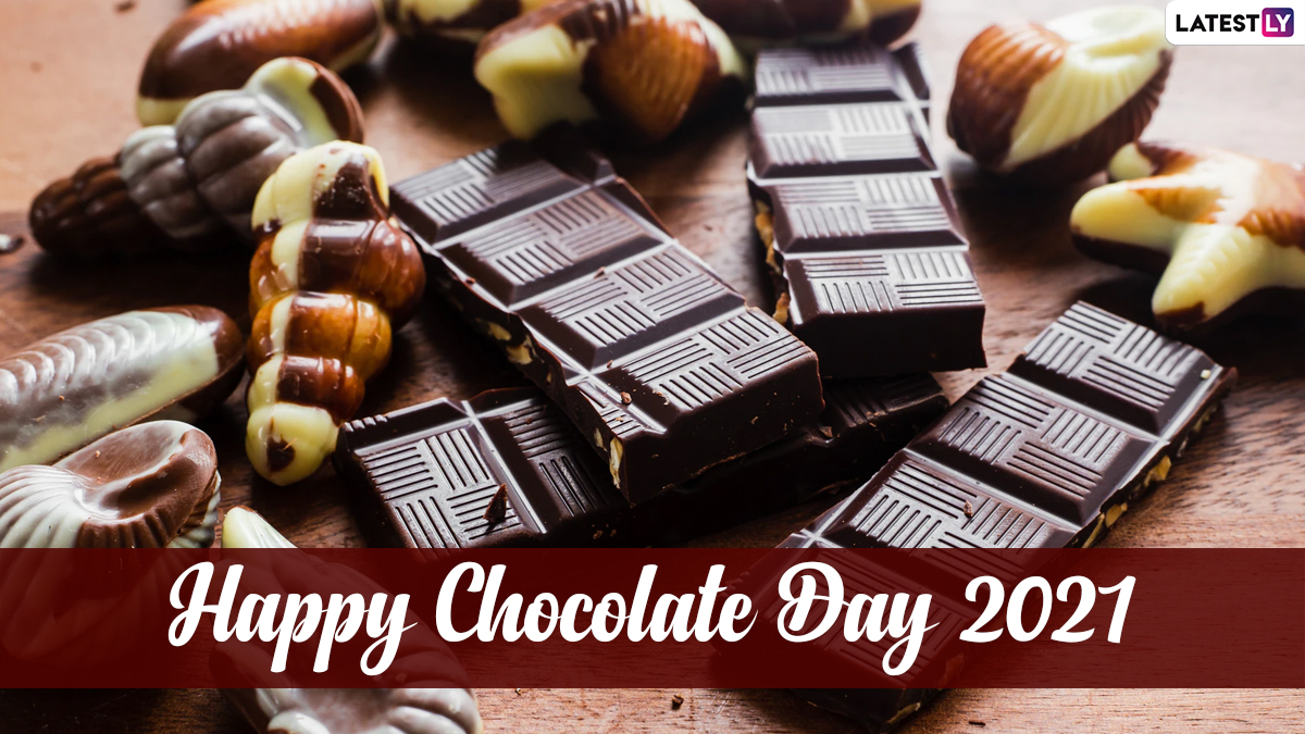 Chocolate Day 2021 Date And Significance How To Celebrate Chocolate Day Here S Everything You Should Know About The 3rd Day Of Valentine Week Latestly Happy chocolate day friends in hindi
