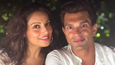 Karan Singh Grover Celebrates His 39th Birthday With Bipasha Basu In Maldives! Take A Look At This Hottest Couple's Photos From The Tropical Paradise
