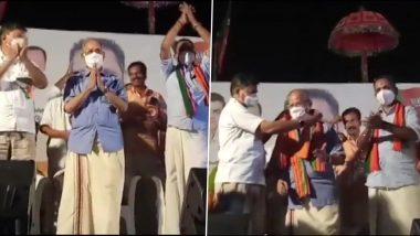'Metro Man' E Sreedharan Formally Joins BJP in Presence of Union Minister RK Singh