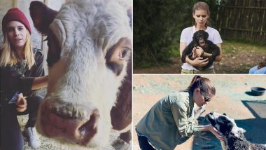 Kate Mara Birthday: 5 Heart-Warming Pictures That Prove Her Love for Animals