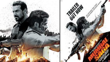 Mumbai Saga Trailer: John Abraham And Emraan Hashmi's Action-Packed Face-Off Will Give You Goosebumps (Watch Video)