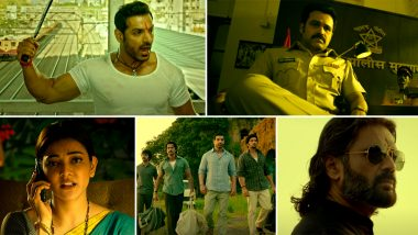 Mumbai Saga Trailer Review: John Abraham Aspires to Rule Bombay but Will Emraan Hashmi Let Him Be the King? (Watch Video)