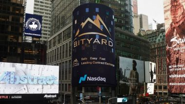 Bityard Has Quickly Grown as the Market Rapidly Expanded in 2020