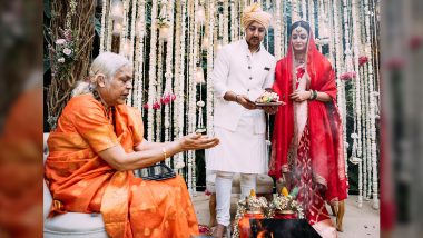 Dia Mirza Thanks Female Priest Sheela For Officiating Her Wedding Rituals, Actress Feels Proud To See Generation Equality