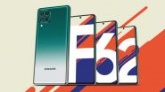 Samsung Galaxy F62 Receives Price Cut of Rs 6,000; Check Details Here