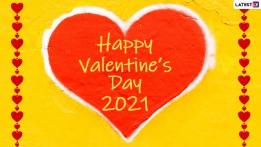 Happy Valentine's Day 2021 Wishes and Funny Memes Take Over Twitter! Netizens Flood Their Timeline With V-Day Love Messages & Quotes While Singles' Resort to Hilarious Jokes