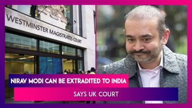 Nirav Modi Can Be Extradited To India, Says UK Court; Verdict Comes Two Years After Arrest