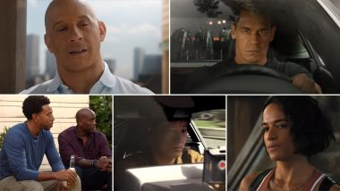 F9: The Fast Saga Teaser – Vin Diesel and the 'Fast Family' Is Back for Some Epic Action (Watch Video)