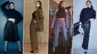 Parineeti Chopra's Style File for The Girl On The Train Promotions Was a Charming and Trendy Affair (View Pics)
