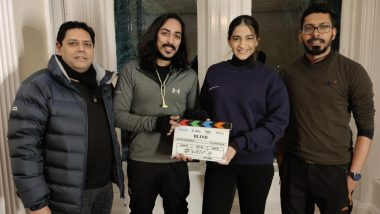 Blind: Sonam Kapoor Wraps Up The Shoot Of Her Upcoming Crime-Thriller