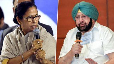 Mamata Banerjee, Captain Amarinder Singh May Not Attend Today's Niti Aayog Meeting: Reports