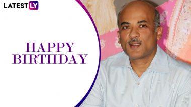 Sooraj Barjatya Birthday Special: From Maine Pyar Kiya To Prem Ratan Dhan Payo, 5 Commercially Successful Films Helmed By Hindi Cinema's Ace Director!
