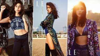 Sara Ali Khan Oozes Glamour In Her New Pictures from Elle India's Photoshoot (View Pics)