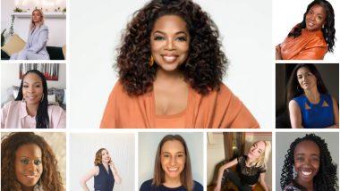 Top 10 Powerful Women of 2021