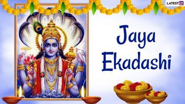 Jaya Ekadashi 2021 Date, Shubh Muhurat & Significance: Know More About Vrat Katha, Puja Vidhi & Importance of This Festival Dedicated to Lord Vishnu