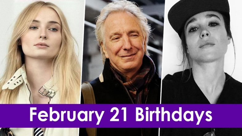 February 21 Celebrity Birthdays: Check List of Famous Personalities Born on Feb 21