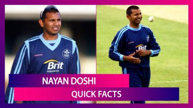 Nayan Doshi: Oldest Cricketer to Feature in IPL 2021 Players Auction