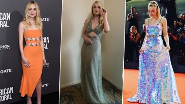 Dakota Fanning Birthday: 5 Outfits Worn by the The Alienist Actress That Created Waves on the Red Carpet (View Pic)