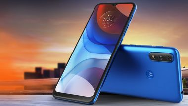 Moto E7 Power Smartphone Launching Tomorrow in India; Expected Price, Features & Specifications