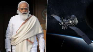 PSLV C51 Mission: Satish Dhawan Nanosatellite to Carry PM Narendra Modi's Photograph, Bhagavad Gita in Space