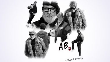 Amitabh Bachchan Is Super Excited for His Upcoming Films Chehre, Jhund and Brahmastra (View Post)