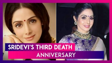 Sridevi's Third Death Anniversary: Daughters Janhvi And Khushi Kapoor Share Emotional Posts