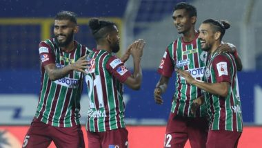 How To Watch Hyderabad FC vs ATK Mohun Bagan, Indian Super League 2020–21 Live Streaming Online in IST? Get Free Live Telecast and Score Updates ISL Football Match on TV in India