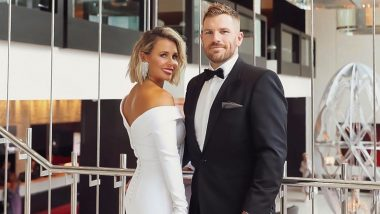 Aaron Finch's Wife Amy Receives Online Threats of Sexual Assault and Violence Over Australia Captain's Poor Form, Calls Out Trolls