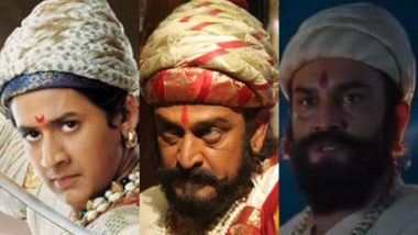 Chhatrapati Shivaji Maharaj Jayanti 2021: Paras Arora, Mahesh Manjrekar, Sharad Kelkar – 5 Actors Who Played the Maratha Warrior On Screen