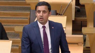 Pakistani-Origin UK Politician Anas Sarwar is New Leader of Labour Party's Scottish Wing