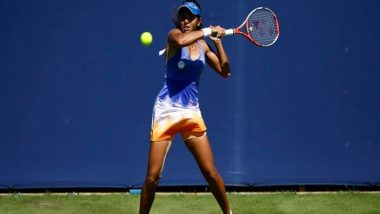Ankita Raina Wins Maiden WTA Title, Assured of Doubles Top-100 Entry for First Time After Sania Mirza