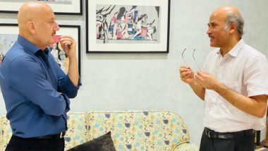Anupam Kher Joins the Cast of Sooraj Barjatya's Next With Amitabh Bachchan, Boman Irani; Film to Be Titled Oonchai