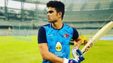 Arjun Tendulkar Registers for IPL 2021 Players Auction, Sets Base Price at Rs 20 Lakh