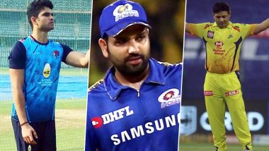 Rohit Sharma Welcomes Arjun Tendulkar, Piyush Chawla & Other New Mumbai Indians Players to the City of Heroics (View Post)