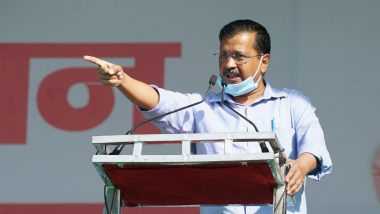 Farmers Not Anti-National, Red Fort Violence Orchestrated by BJP, Alleges Delhi CM Arvind Kejriwal