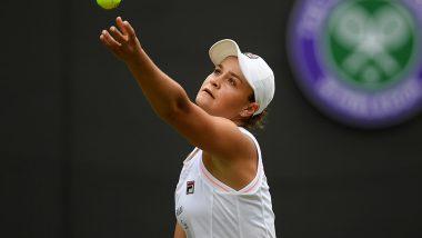 Ashleigh Barty vs Karolina Pliskova, Wimbledon 2021 Live Streaming Online: How to Watch Free Live Telecast of Women's Singles Final Tennis Match in India?
